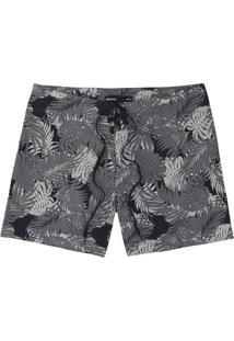 Shorts Curto Masculino Floral