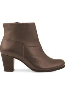 Bota Mr. Cat Comfort Total Feminina - Feminino-Cafe