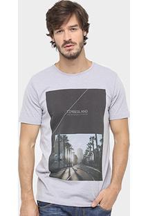 Camiseta Timberland Photo And Block - Masculino