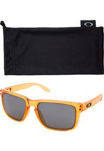 Óculos Solares Oakley Holbrook Crystal Laranja