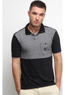 Camisa Polo Nicoboco Slim Fit Sicily Masculina - Masculino