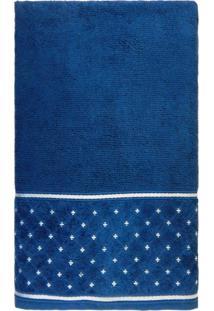 Toalha De Banho Avulsa - Appel - Safira - Azul Profundo,