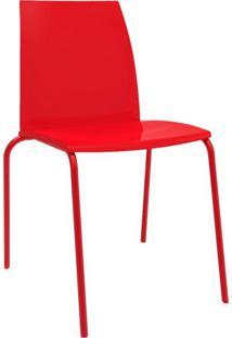 Cadeira Loft Vermelho