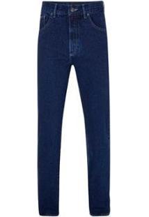 Calça Jeans Tradicional Sun Blue Masculina - Masculino-Azul