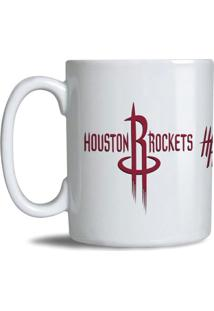 Caneca Nba Houston Rockets - Unissex