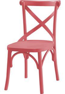 Cadeiras Para Cozinha X 87 Cm 901 Rosa New - Maxima
