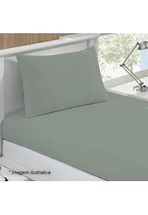 Fronha Basic- Verde- 70X45Cm- Buettnerbuettner