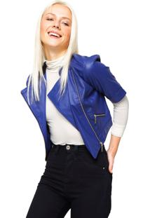 Jaqueta Colcci Perfecto Azul