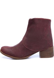 Bota Feminina Elite Country Ames Vinho