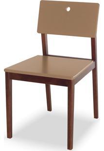 Cadeira Flip 81 Cm 921 Cacau/Marrom Médio - Maxima