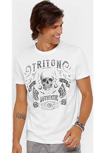Camiseta Triton Authentic Masculina - Masculino