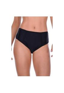 Calcinha Summer Soul Hot Pants Preto