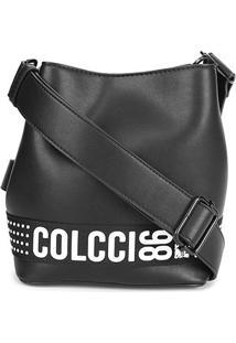 Bolsa Colcci Saco Bucket Sporting Feminina - Feminino