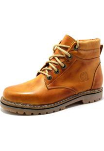 Coturno Country Urbano Cla-Cle Bege 024