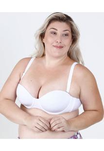 1c569e3cd Marisa. Sutiã Feminino Plus Size Redutor Dilady