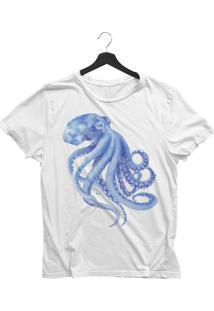 Camiseta Jay Jay Básica Polvo Branca Dtg