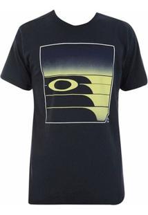 Camiseta Vector Series Tee Jet Oakley Masculino - Masculino
