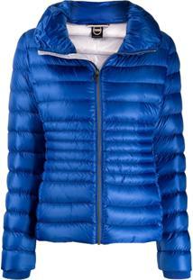 Colmar Slim-Fit Puffer Jacket - Azul