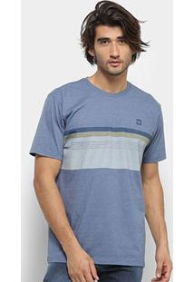 Camiseta Silk Set Hang Loose Masculina - Masculino