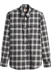 Camisa Levis Modern Barstow Western - L