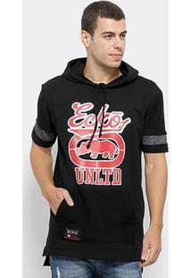Camiseta Ecko Capuz Especial Masculina - Masculino