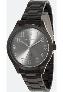 Kit Relógio Feminino Mondaine 99397Lpmvpe3K Analógico 5Atm + Conjunto Semijóia