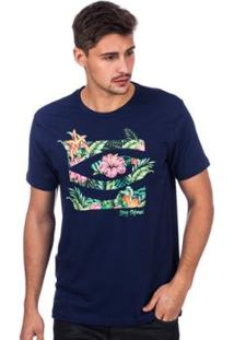 Camiseta Long Island Rs - Masculino