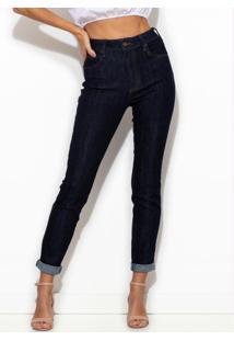 Calça Jeans Marisa Cigarrete Azul