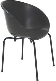 Cadeira Elena- Preta- 81,5X62X54Cm- Tramontinatramontina