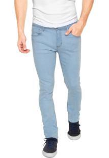 Calça Jeans Mr Kitsch Slim Lisa Azul