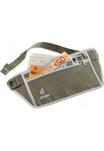 Pochete Security Money Belt Areia - Deuter - Unissex