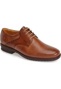 Sapato Social Masculino Derby Sandro Moscoloni London Marrom
