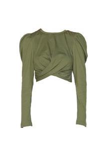 Blusa Colcci Verde