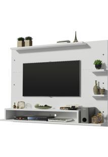 Painel Para Tv Até 65 Polegadas Madesa Alfa Branco