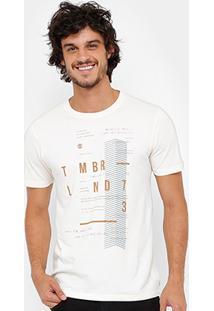 Camiseta Timberland Militar Future Masculina - Masculino