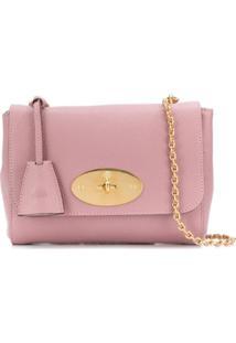 Mulberry Lily Shoulder Bag - Rosa