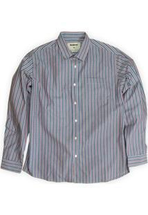 Camisa Xadrez Lakewood Linoleum - Masculino