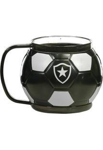 Caneca Térmica Botafogo 400Ml - Unissex