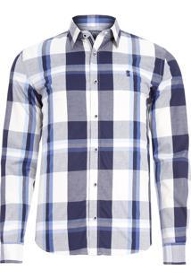 Camisa Masculina Off Stretch - Off White