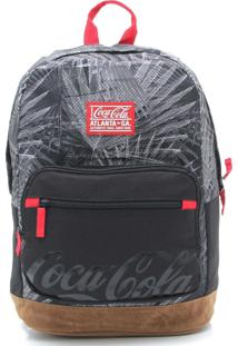Mochila Para Notebook Coca Cola Accessories Illusion