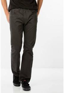 Calça Jeans Levi'S 505 Regular Masculina - Masculino-Preto