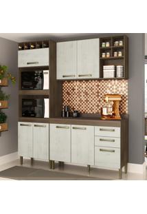 Cozinha Modulada Viena A1397 - Casamia Elare