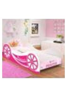 Cama Carruagem Princess Solteiro - Rpm Móveis