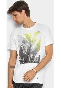 Camiseta Redley Silk Bananal Masculina - Masculino