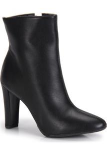 Ankle Boots Lara Bico Redondo