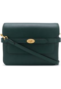 Mulberry Bolsa Tiracolo Bayswater - Verde