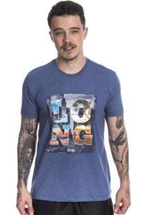 Camiseta Long Island Street Masculina - Masculino