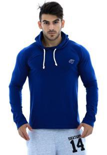 Blusa Shatark Fitted Azul