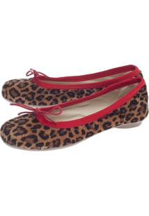 Sapatilha Urban96 Estampa Animal Print