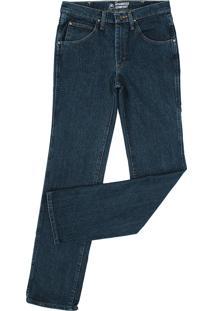 Calça Jeans Cowboy Cut Slim Fit Wrangler 22050